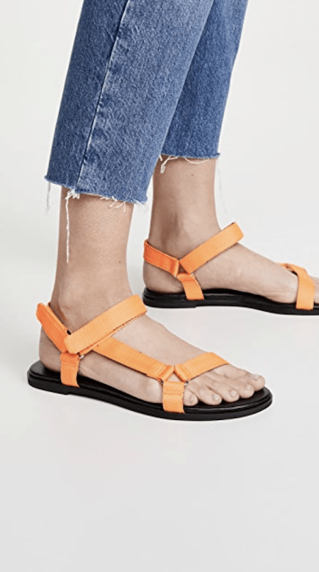 Cute Sporty Sandals That You'll *Actually* Want To Wear This Summer | Shoelistic.com/Blog